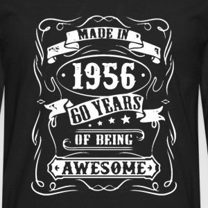Made in 1956 Shirt - Men's Premium Long Sleeve T-Shirt