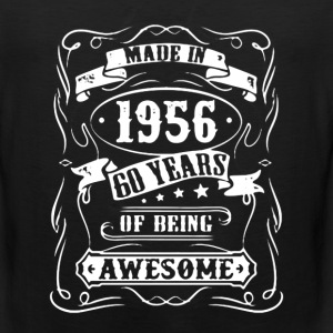 Made in 1956 Shirt - Men's Premium Tank