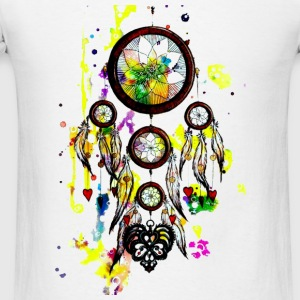 dream catcher 03 - Men's T-Shirt