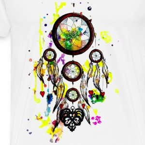 dream catcher 03 - Men's Premium T-Shirt