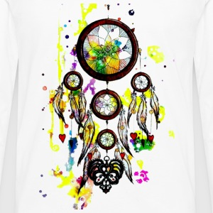 dream catcher 03 - Men's Premium Long Sleeve T-Shirt