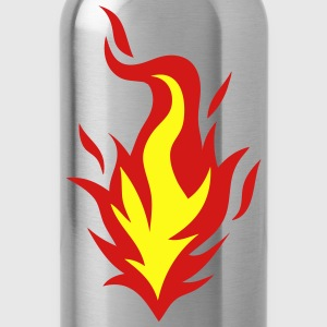 flame fire 91032 Kids' Shirts - Water Bottle