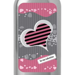 Valentine mobile case T-Shirts - Water Bottle