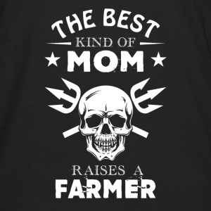 Farmer Mom Shirt - Men's Premium Long Sleeve T-Shirt