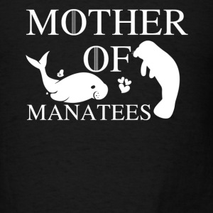 Mother Of Manatees - Men's T-Shirt