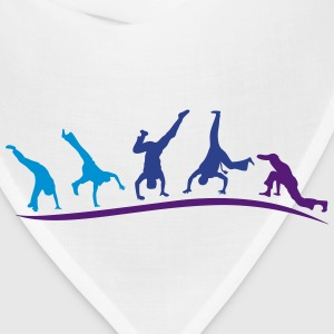 animation capoeira group 1 T-Shirts - Bandana