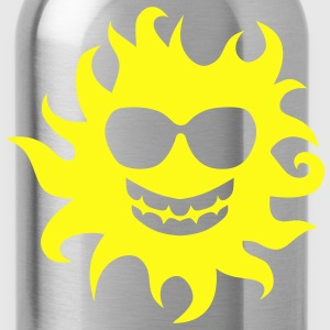 sun symbol Kids' Shirts - Water Bottle
