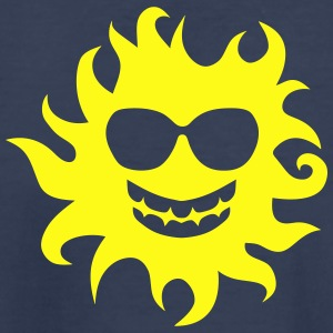 sun symbol Kids' Shirts - Toddler Premium T-Shirt