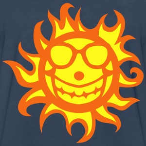sun symbol glasses 903 Kids' Shirts - Men's Premium Long Sleeve T-Shirt