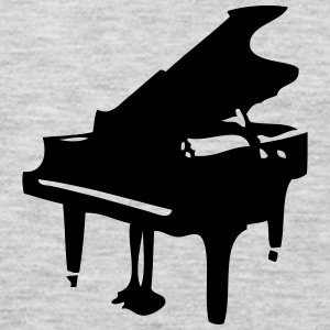 piano 3 Kids' Shirts - Men's Premium Long Sleeve T-Shirt