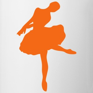 ballet dancer 55 T-Shirts - Coffee/Tea Mug