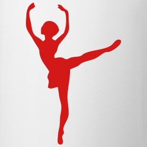 ballet dancer 50 T-Shirts - Coffee/Tea Mug