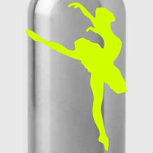 ballet dancer 5 Kids' Shirts - Water Bottle