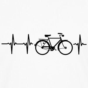 I LOVE MY BICYCLE! Women's T-Shirts - Men's Premium Long Sleeve T-Shirt