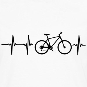 I LOVE MY BICYCLE! T-Shirts - Men's Premium Long Sleeve T-Shirt