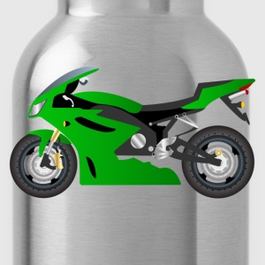Motorbike transport vehicle T-Shirts - Water Bottle