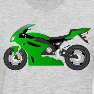 Motorbike transport vehicle T-Shirts - Men's Premium Long Sleeve T-Shirt