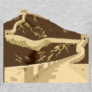 Great wall of china T-Shirts - Men's Premium Long Sleeve T-Shirt