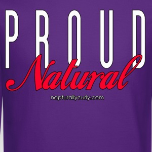 Proud Natural - Crewneck Sweatshirt