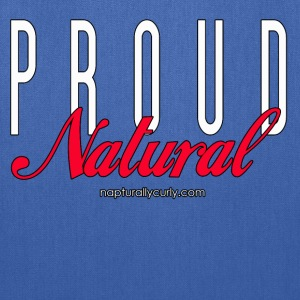 Proud Natural - Tote Bag