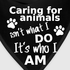 Caring Animals Shirt - Bandana