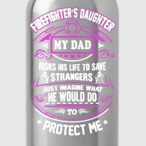 Firefighter's Daughter - Water Bottle