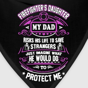 Firefighter's Daughter - Bandana