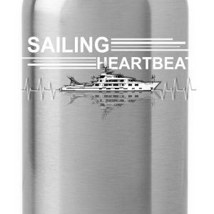 Sailing - Heartbeat - Water Bottle