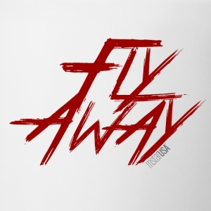 Fly Away mstarusa Women's T-Shirts - Coffee/Tea Mug