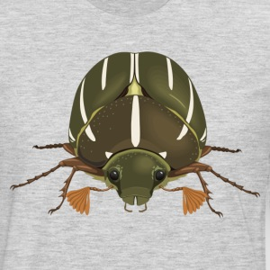 Insect green bug - Men's Premium Long Sleeve T-Shirt