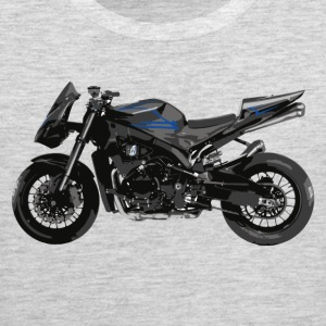 Modern heavy bike T-Shirts - Men's Premium Tank