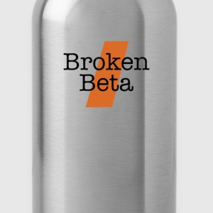 Broken Beta T-Shirts - Water Bottle