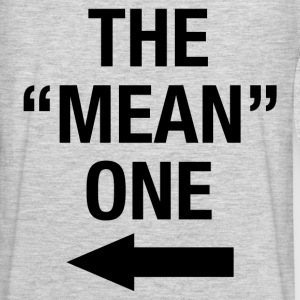 THE MEAN ONE - Men's Premium Long Sleeve T-Shirt