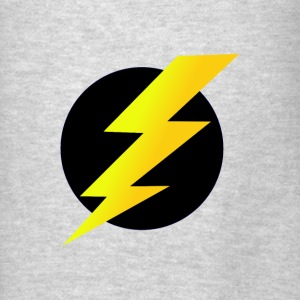 Lightning Bolt Hoodies - Men's T-Shirt