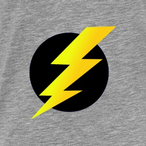 Lightning Bolt Hoodies - Men's Premium T-Shirt