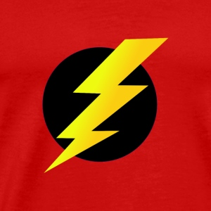 Lightning Bolt Tanks - Men's Premium T-Shirt
