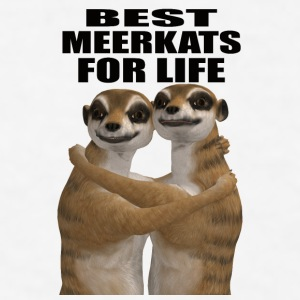 Best Meerkats For Life Mug - Men's T-Shirt