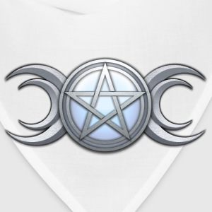 Moonstone Triple Goddess - Bandana