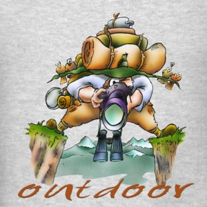 outdoor02 - Men's T-Shirt