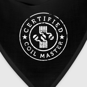 CERTIFIED COIL MASTER - Bandana