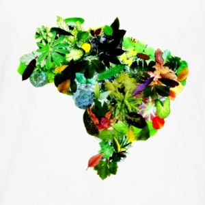 Brazilian flora - Men's Premium Long Sleeve T-Shirt