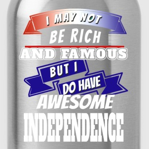 Awesome Independence - Water Bottle
