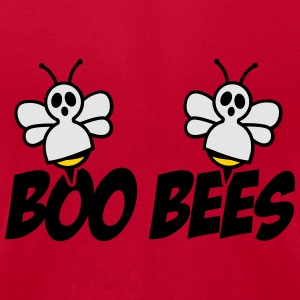 Boo Bees Tanks - Men's T-Shirt by American Apparel