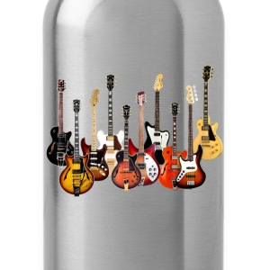 electric guitars - Water Bottle