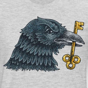Eagle with key creative design T-Shirts - Men's Premium Long Sleeve T-Shirt