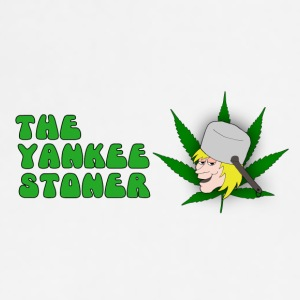 yankee stoner pothead Mugs & Drinkware - Adjustable Apron