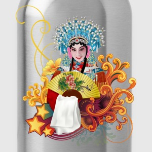 China rising star T-Shirts - Water Bottle