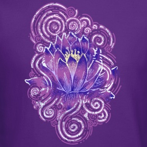 Lotus flower Abstract - Crewneck Sweatshirt