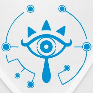 Sheikah Eye Of Truth Tanks - Bandana