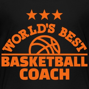 Basketball coach Kids' Shirts - Toddler Premium T-Shirt